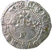 Pilarte coroado (Porto) - Ferdinand I – avers