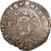 Tornês  de Busto (Corunha frappe) - Ferdinand I – avers