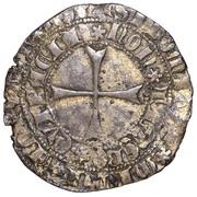 Tornês de escudo (Corunha) - Ferdinand I – revers