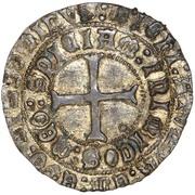 Tornês de escudo (Milmanda) - Ferdinand I – revers