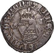 ½ barbuda (Corunha) - Ferdinand I – avers