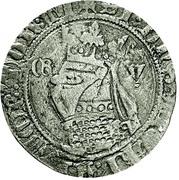 Barbuda (CR-V, Corunha) - Ferdinand I – avers