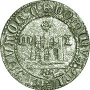 ½  tornês atípico (M-I, Milmanda) - Ferdinand I – revers