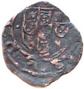Ceitil (Groupe 5 - Château avec mur bas, avec ou sans porte, tour centrale loin du mur) - Jean III – revers