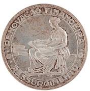 20 escudos Réforme financière (essai) – revers