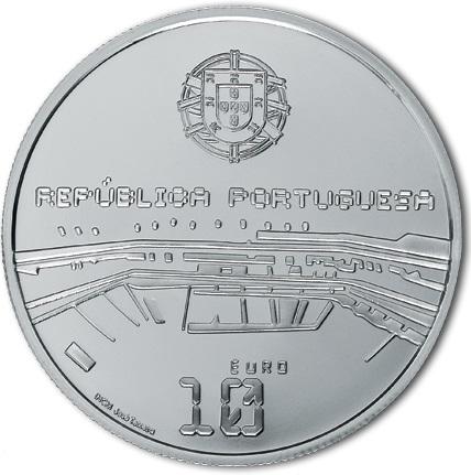 10 euros coupe du monde fifa 2006 argent 925 portugal numista - Coupe a 10 euros grenoble ...