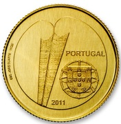 ¼ d'euro Adhésion à l'UE (25 ans) – avers