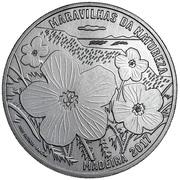 7,5 euros Madère (argent 500‰) -  revers
