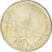 500 escudos Pont Vasco de Gama -  revers