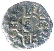 Dinheiro - Alphonse III – revers