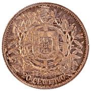 20 centavos (essai) – avers