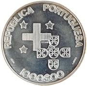 1000 escudos Gomes Eanes de Zurara (Essai) – avers