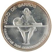 1000 escudos Jean de Barros (Essai) – revers