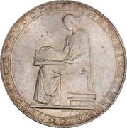 20 escudos Réforme financière – revers