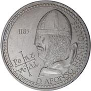 100 escudos Afonso Henriques – revers