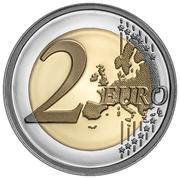2 euros Fernand de Magellan -  revers