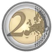 2 euros Archipel de Madère -  revers