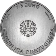 7½ Euro (Carrilho da Graça) -  avers