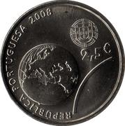 2,50 euros JO 2008 Jeux d'été de Pékin (cupronickel) – avers