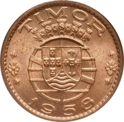 30 centavos – avers