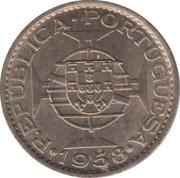 60 centavos – revers