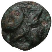 Bronze Æ12 (Potidaia) – avers
