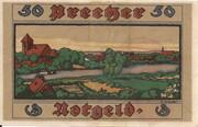 50 Pfennig (Preetz) – revers