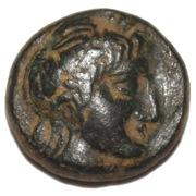 AE10 - Priapos – avers