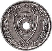 1 dollar - Leonard I (Jubilé de la reine) – avers