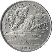 5 Dollars - Leonard I (U.S. Marines) – revers