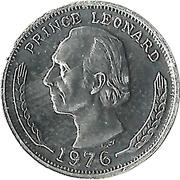 5 cents Leonard – avers