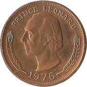 10 cents Leonard – avers