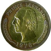 20 cents Leonard – avers