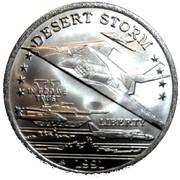 5 dollars - Leonard I (F-117A Stealth Jet Fighter) – avers