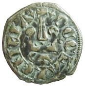 Denier - Philippe de Savoie (1301-1307) – avers