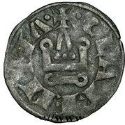 Denier - Charles II d'Anjou (1285-1289) – revers