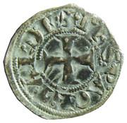 Denier - Philippe de Savoie (1301-1307) – revers