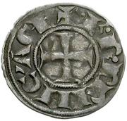 Denier - Charles I d'Anjou – avers