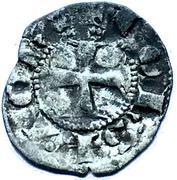 Denier - John of Gravina 1318-1333 – avers