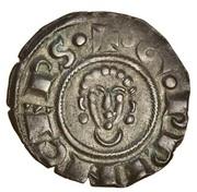 Denier - Guillaume II (1246-1278) – avers