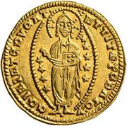 1 Ducat - Robert de Taranto – revers