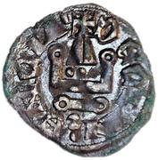 Denier - Isabelle de Villehardouin (1297-1301) – avers
