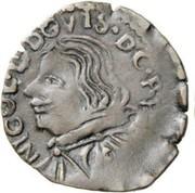1 Quattrino - Niccolò Ludovisi – avers