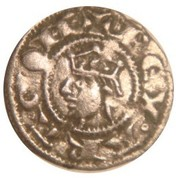 Obole - Alphonse II d'Aragon - Comte de Provence. – avers