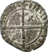 Double denier  - Louis II d'Anjou - Comte de Provence – avers
