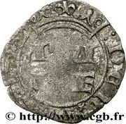 Double denier  - Louis II d'Anjou - Comte de Provence – revers