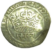 Sol coronat - Louis II d'Anjou - Comte de Provence – avers