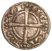 Obole - Alphonse II d'Aragon - Comte de Provence. – revers