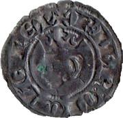 Denier - Charles Ier d'Anjou - Comte de Provence – avers