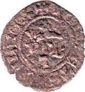 Obole - Robert d'Anjou - Comte de Provence – avers